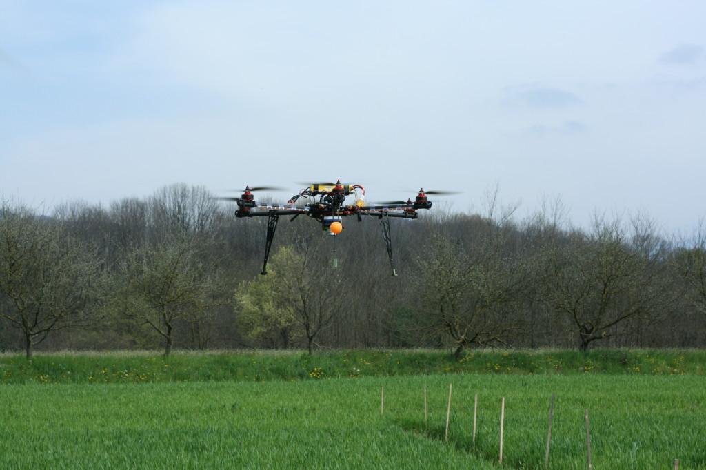 UAV per agricoltura di precisione